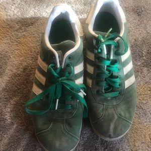 Adidas hemp shoes 8.5 men's